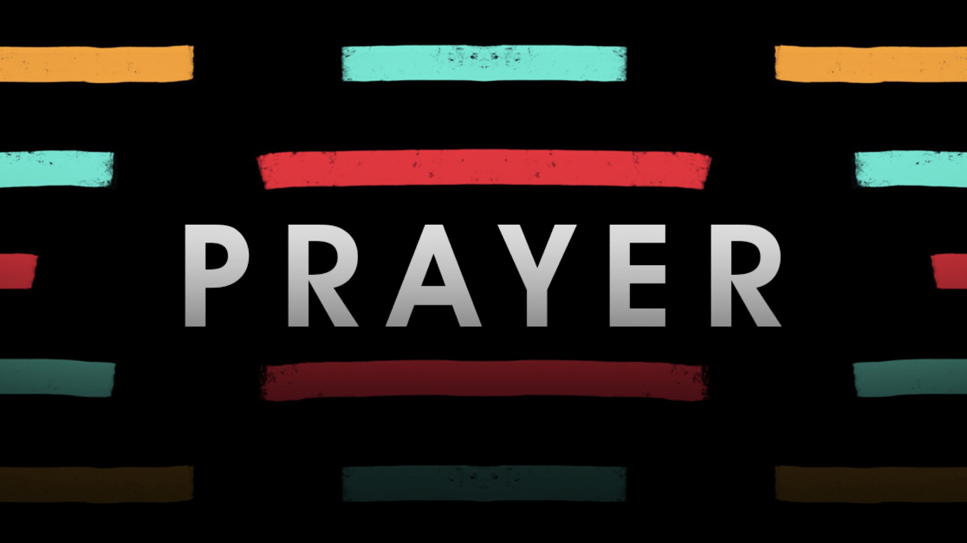 Prayer – Week 1 – Small Group Questions