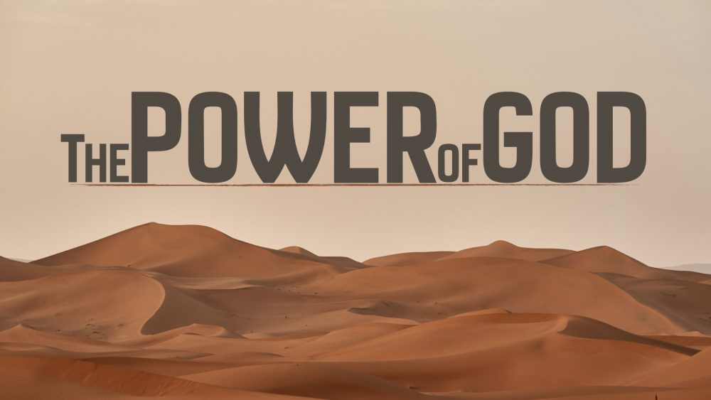 The Power of God Image